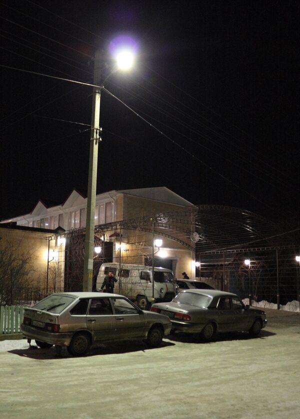 Семеро убитых обнаружены в гараже в Ставрополе