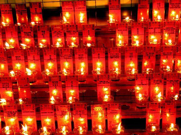 Китайский Новый год у заморских китайцев