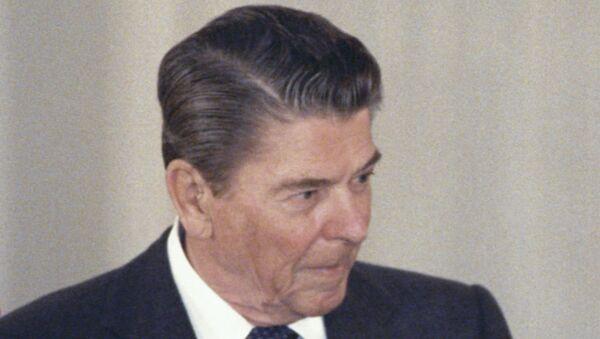 Рональд Рейган. Архив