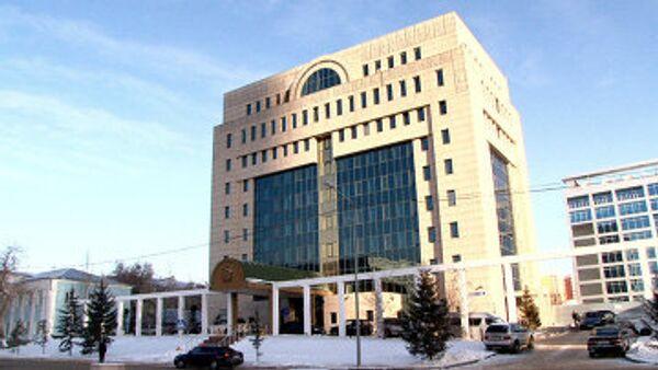 Здание ЦИК Казахстана