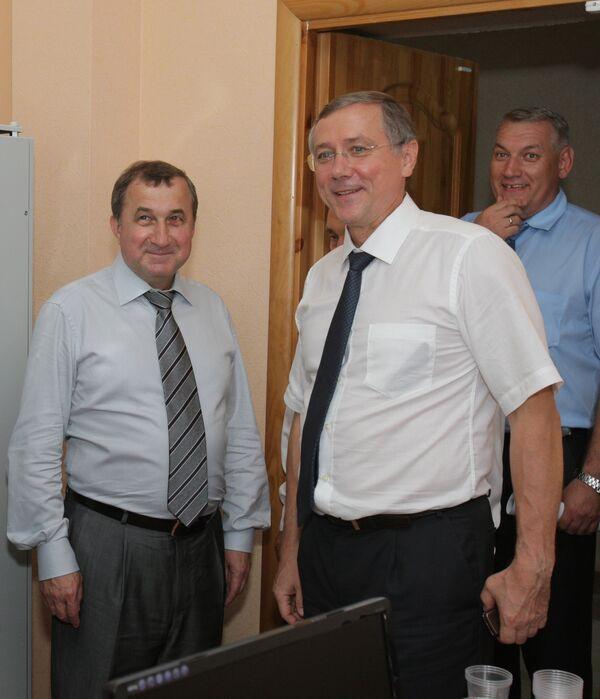 Иван Беседин назначен начальником Московского метрополитена