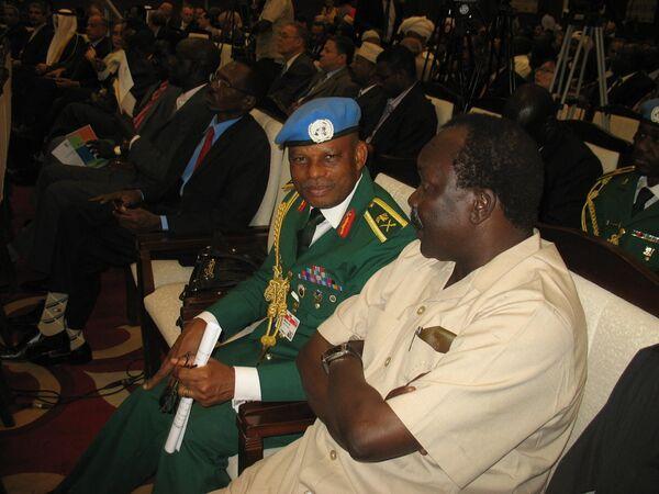 Объявление окончательных итогов референдума по отделению Южного Судана
