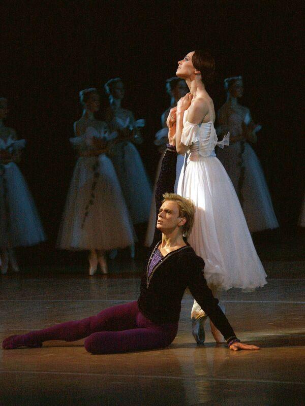 Балет Жизель Мариинского театра Санкт-Петербурга