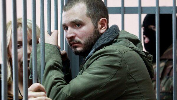 Бизнесмен Иван Назаров в Пушкинском городском суде Московской области