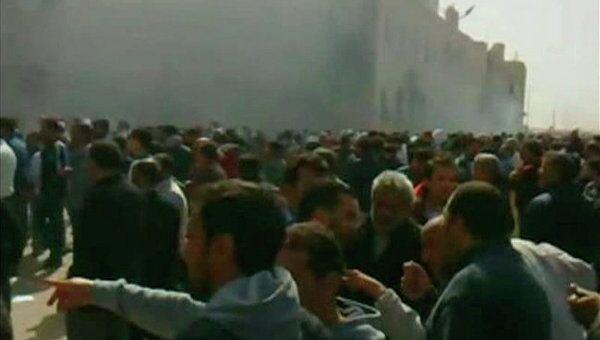 Акции протеста в Ливии