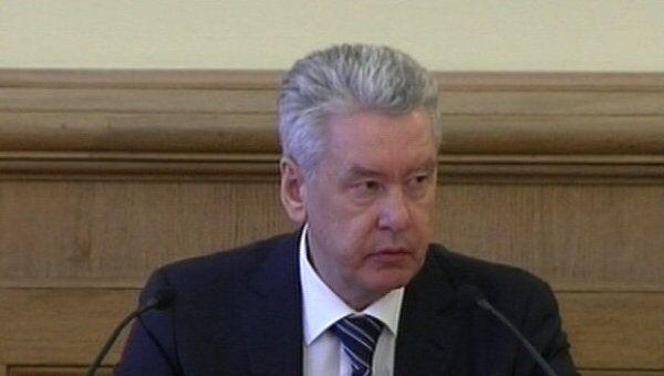 Собянин объявил о начале реконструкции Каширского и Варшавского шоссе
