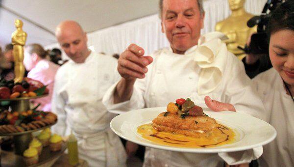 Знаменитый шеф-повар Вольфганг Пак представил блюда для Губернаторского бала