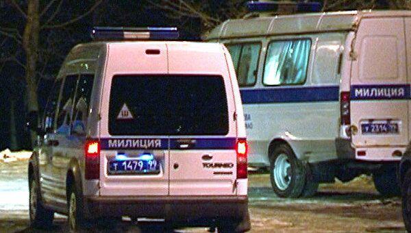 Мужчина подорвал себя гранатой в Москве. Видео с места происшествия