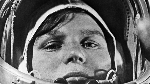 Валентина Терешкова. Архив