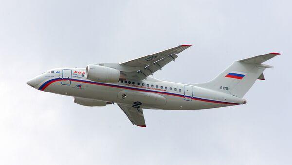Самолет Ан-148. Архивное фото