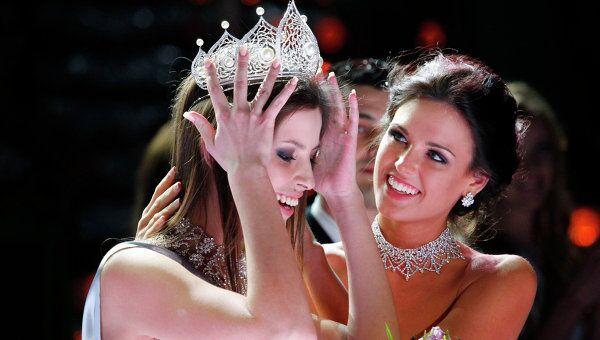 Наталья Кантемурова из Москвы стала победительницей конкурса Мисс Россия - 2011