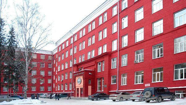 Новосибирский государственный технический университет, архивное фото