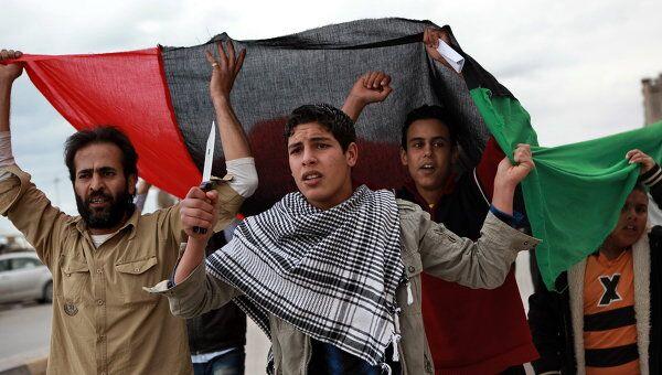 Ситуация в Ливии. Архивное фото
