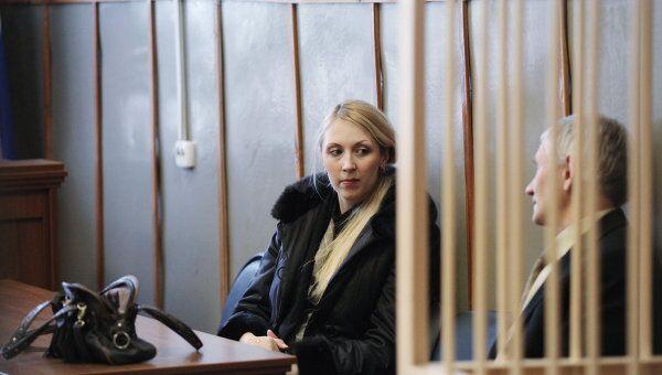 Рассмотрение уголовного дела в отношении Анны Шавенковой