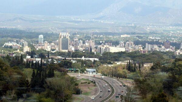 Аргентинский город Мендоса отметил свой 450-летний юбилей