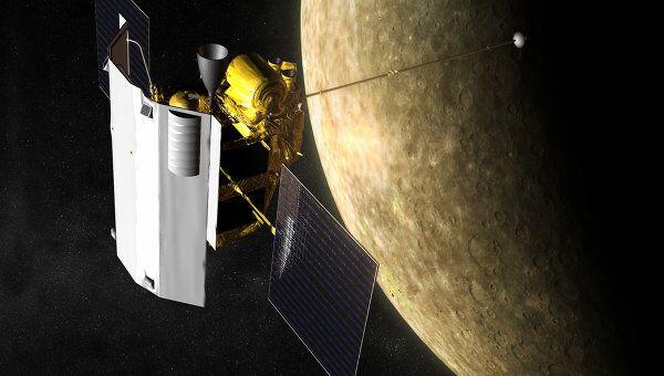 Зонд НАСА Мессенджер
