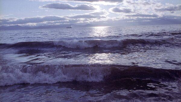 Тихий океан. Архив