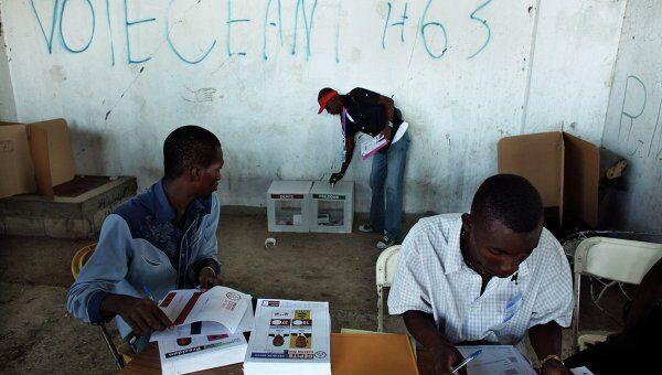 Второй тур президентских выборов на Гаити