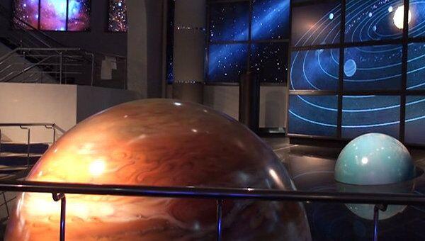 Московский планетарий покажет звездное небо Парижа и Нью-Йорка