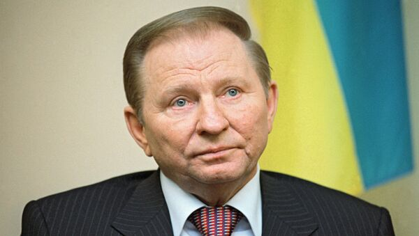 Леонид Кучма. Архивное фото