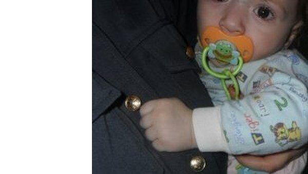 8-месячный ребенок обнаружен в ТЦ «Ашан» в Красногорском м.р.
