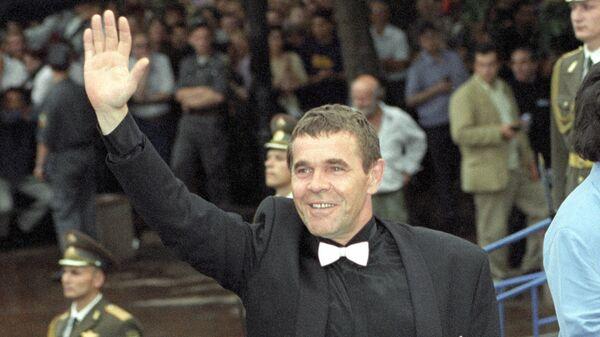 Алексей Булдаков на XX Московском международном кинофестивале