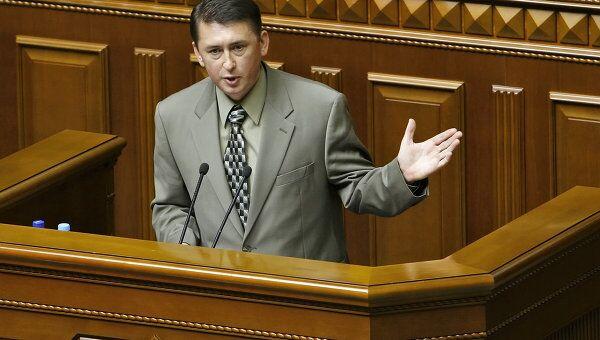 Николай Мельниченко. Архивное фото