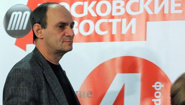 Пресс-конференция на тему: Московские Новости