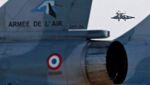 Французский истребитель Рафаль