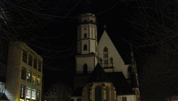 Час Земли в Лейпциге