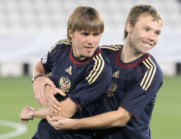 Дмитрий Торбинской (слева) и Роман Шишкин