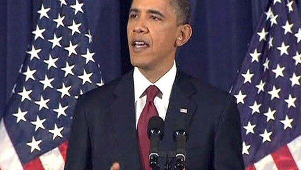 Обама объяснил, почему США применили военную силу в Ливии