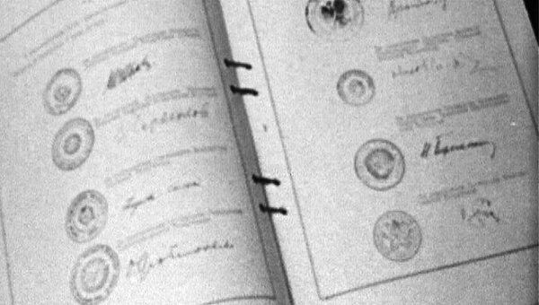 Варшавский договор был ответом на создание НАТО