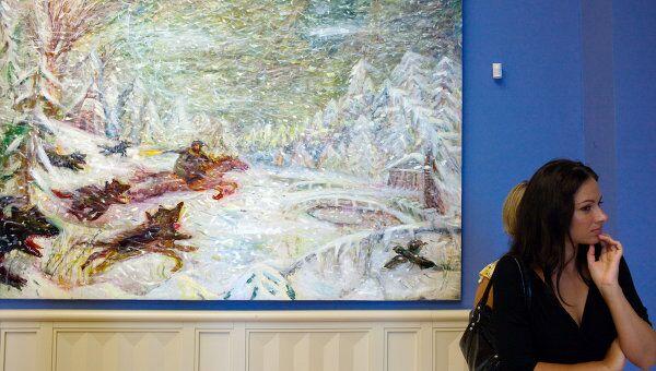 Выставка в Государственном музее-заповеднике Царицыно. Архив
