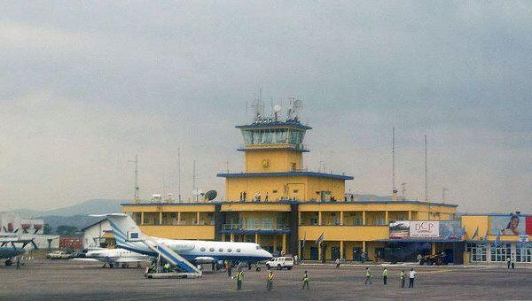 Аэропорт Киншаса