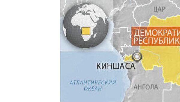Столица ДРК Киншаса