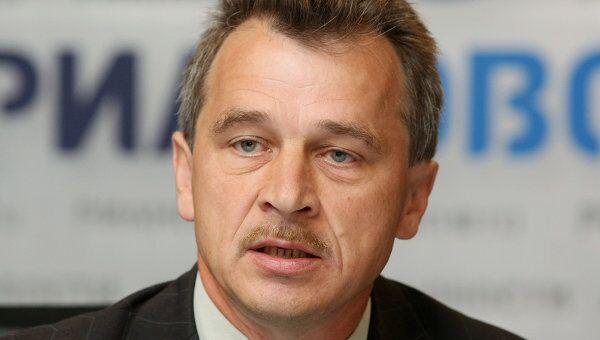 Лидер Объединенной гражданской партии Анатолий Лебедько
