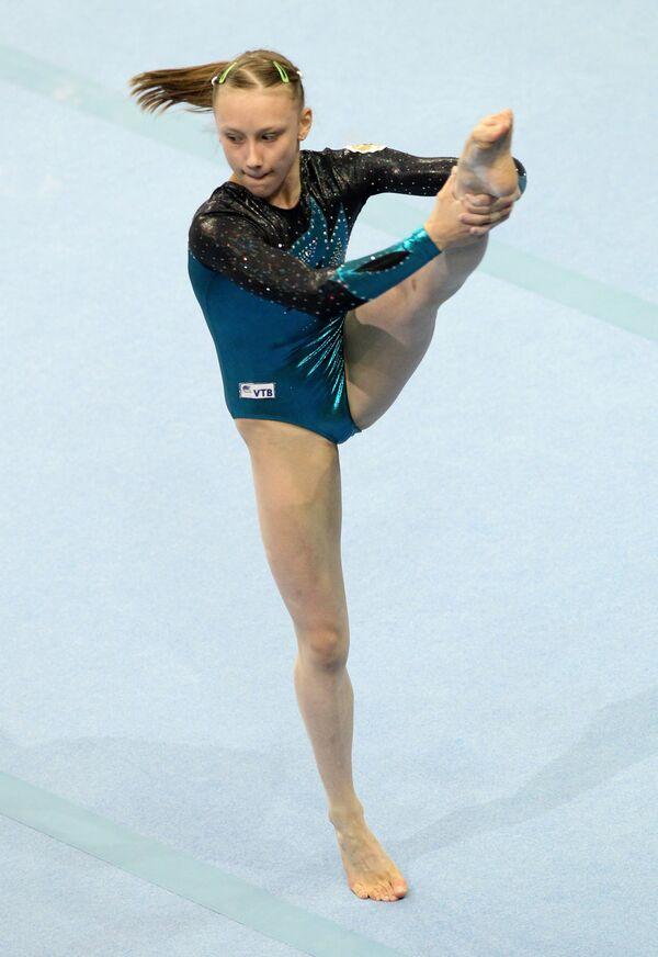 Юлия Белокобыльская
