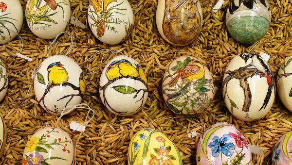 Пасхальные яйца. Архив