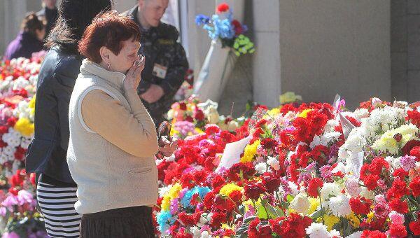 9 дней со дня теракта на станции метро Октябрьская в Минске. Архив