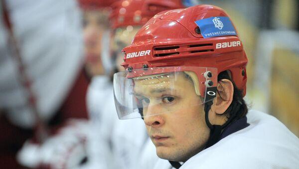 Евгений Дадонов, архивное фото