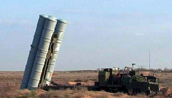 Расчеты ПВО С-300 поразили вражеский самолет над полигоном Ашалук