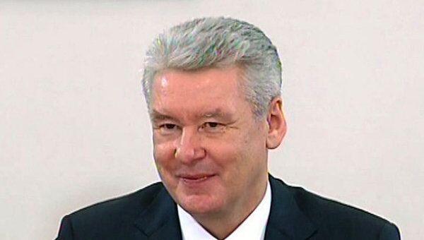 Собянин обещал Марку Захарову крайне осторожно относиться к театрам