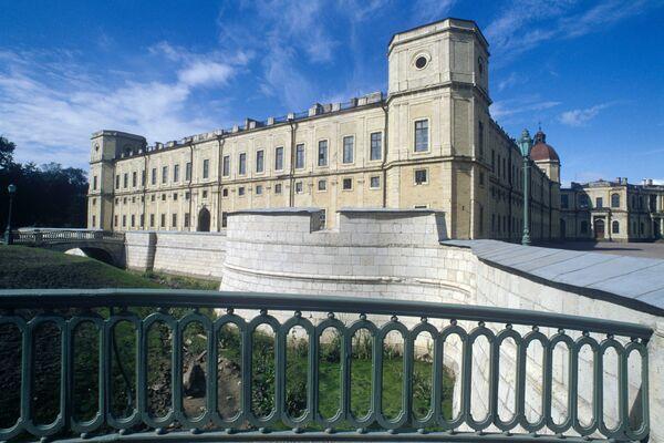 Παλάτι του Μεγάλου Γκατζίνα