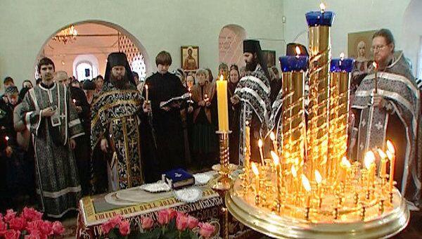 В Новом Иерусалиме Великую пятницу встретили как на Святой Земле