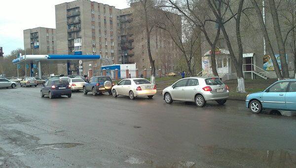 АЗС в Новокузнецке