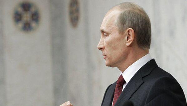 Путин заинтриговал журналистов ответом на вопрос об участии в выборах