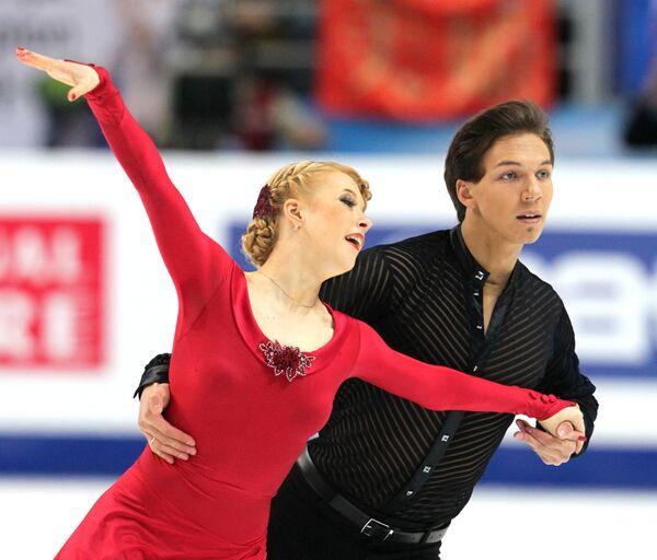 Елена Боброва и Дмитрий Соловьев