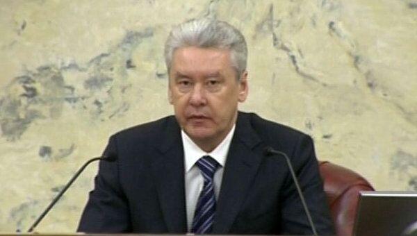 Собянин назвал ямы на дорогах Москвы результатом недоремонта прошлых лет