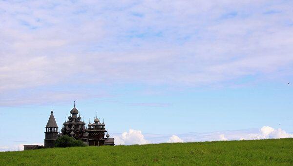 Музей-заповедник Кижи, архивное фото